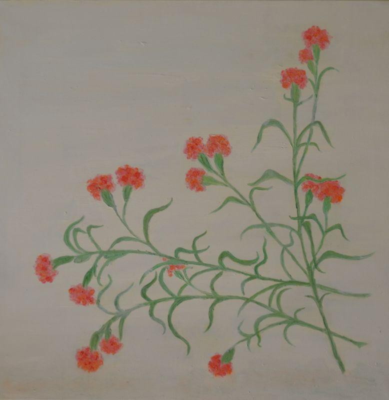 Obraz - olej Květiny osudu