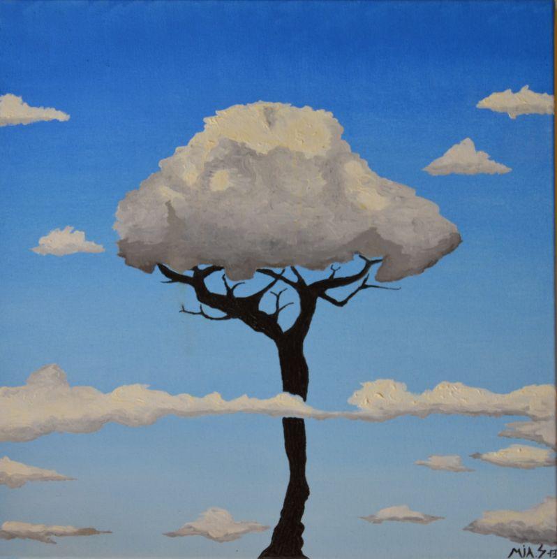 Obraz - olej Strom splněných přání