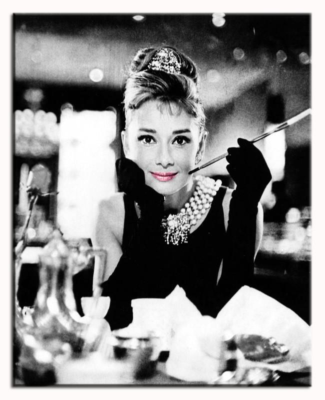 Obraz na zeď Audrey Hepburn