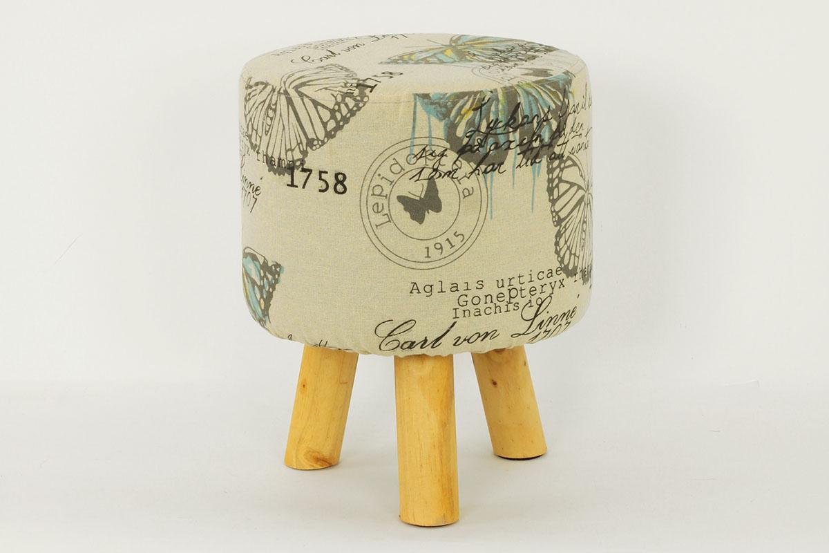 Čalouněný sedák Cart von Linné
