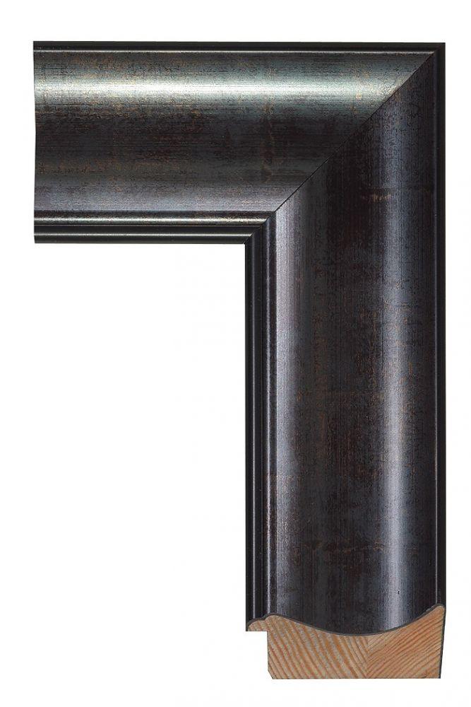 Luxusní dřevěný rám Vista široký poškozeno