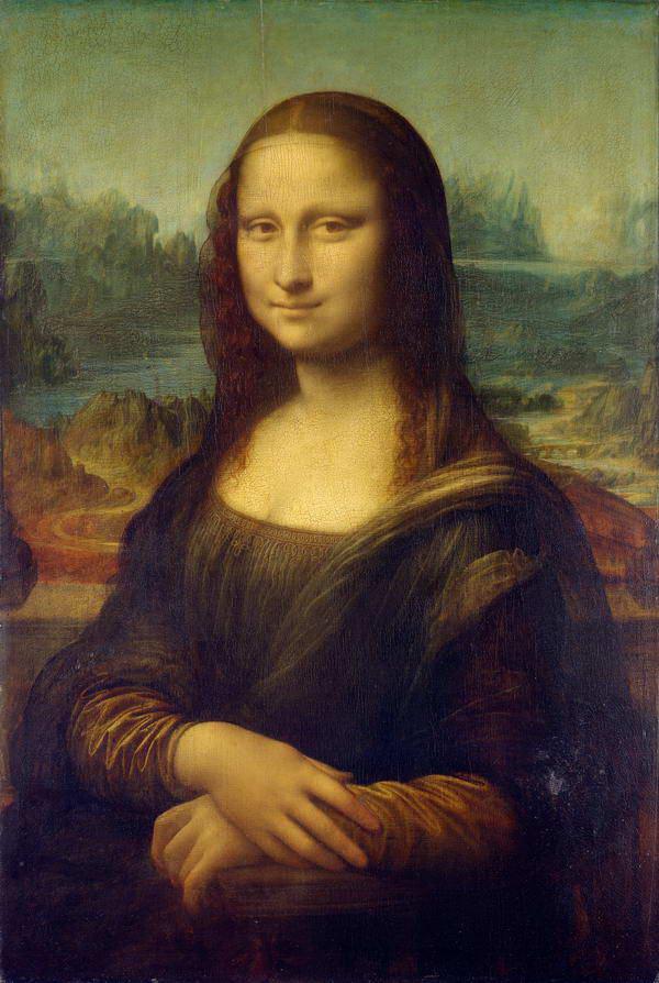 Obraz na zeď - Leonardo da Vinci Mona Lisa