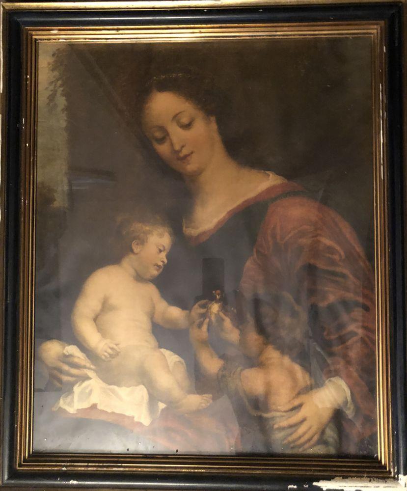 Obraz velká reprodukce Pasqualini